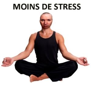 moins de stress